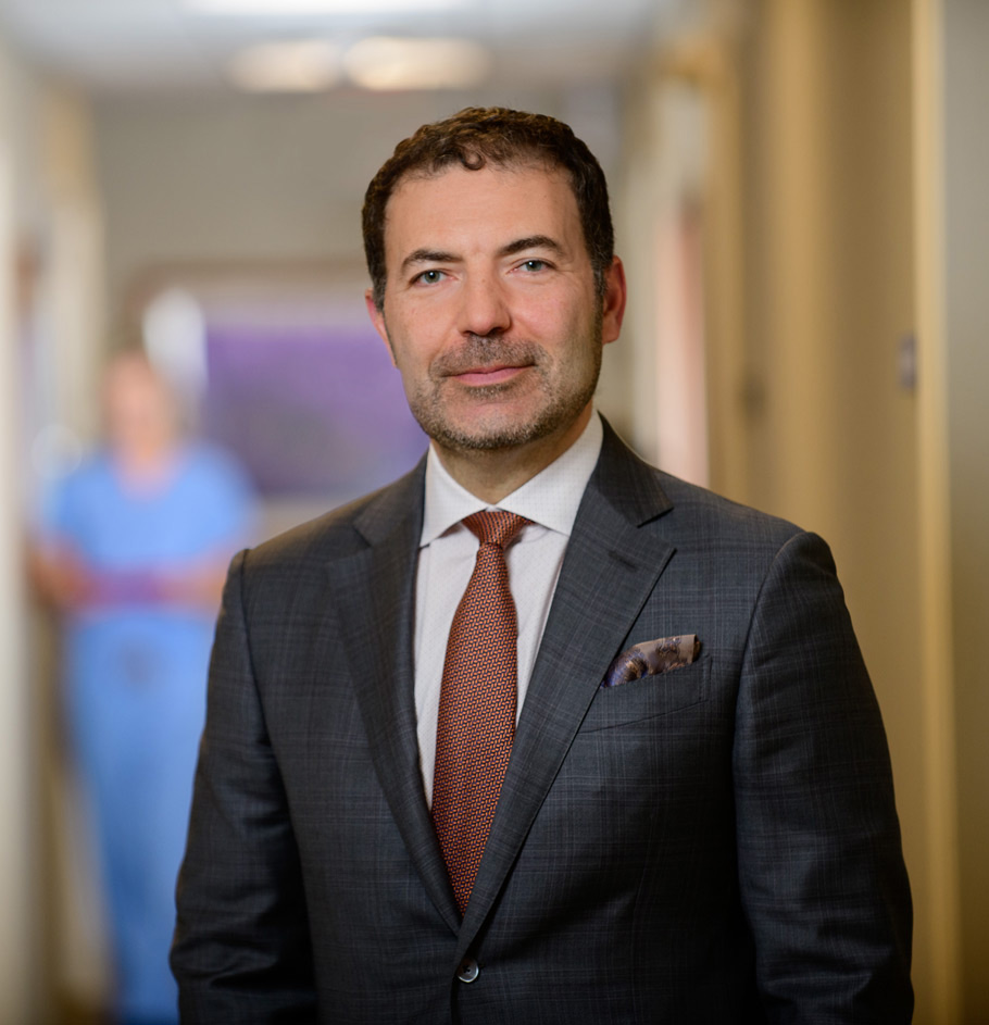 Dr Eric Weiss, MD, of Milwaukee WI